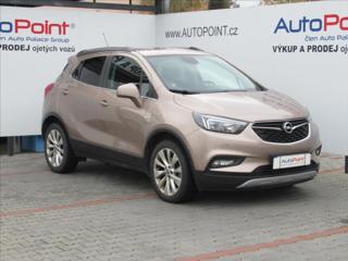 Opel Mokka 1,4 Ti 4x4,ČR,1MAJITEL SUV benzin
