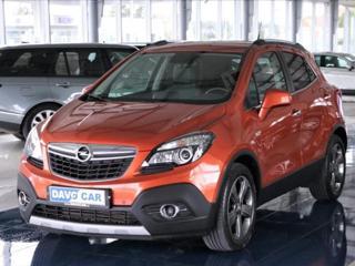 Opel Mokka 1,7 CDTi Xenon 1.Maj. Serv.kn. SUV nafta
