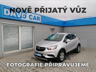 Opel Mokka 1,4 T 1.Maj. Serv.kniha DPH X SUV benzin