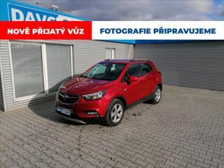 Opel Mokka 1,4 T 1.Maj CZ Serv.kniha X SUV benzin
