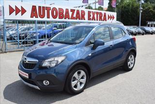 Opel Mokka 1,6 i NAVI,kamera,serviska, SUV benzin