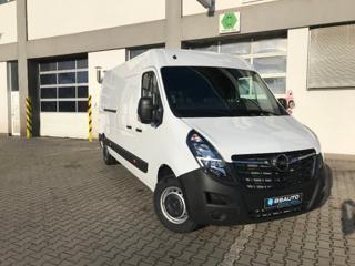 Opel Movano VAN L3H2 135k užitkové nafta