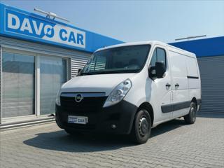 Opel Movano 2,3 CDTI 100 kW L1H1 DPH Klima užitkové nafta