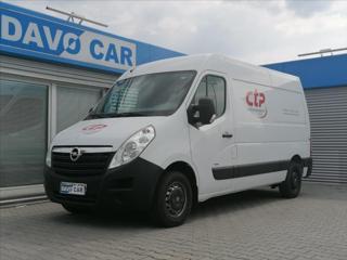 Opel Movano 2,3 CDTI Klima 1.Maj DPH L2H2 užitkové nafta