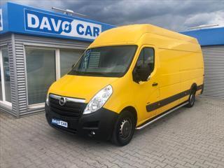 Opel Movano 2,3 CDTI BiTurbo 1.Maj DPH L4H3 užitkové nafta