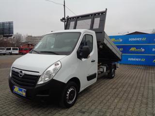 Opel Movano 3 STRANNÝ SKLÁPĚČ 2.3CDTI SERVISKA valník
