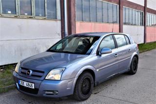 Opel Signum 2.2i/16V 114KW/MANUÁL/KLIMA/ hatchback