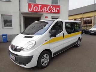 Opel Vivaro L2H1 2,0 dCi 9míst kombi