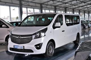 Opel Vivaro 1,6 CDTI 9-Míst CZ 1.Maj DPH L2 kombi nafta