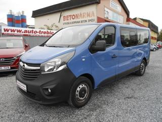Opel Vivaro 1.6 CDTi BUSSINES EDITION kombi