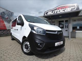 Opel Vivaro 1,6 CDTI,9 míst,L2H1,Klima,serviska minibus nafta