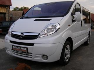 Opel Vivaro 2.0CDTI MINIBUS AUTOMAT MPV