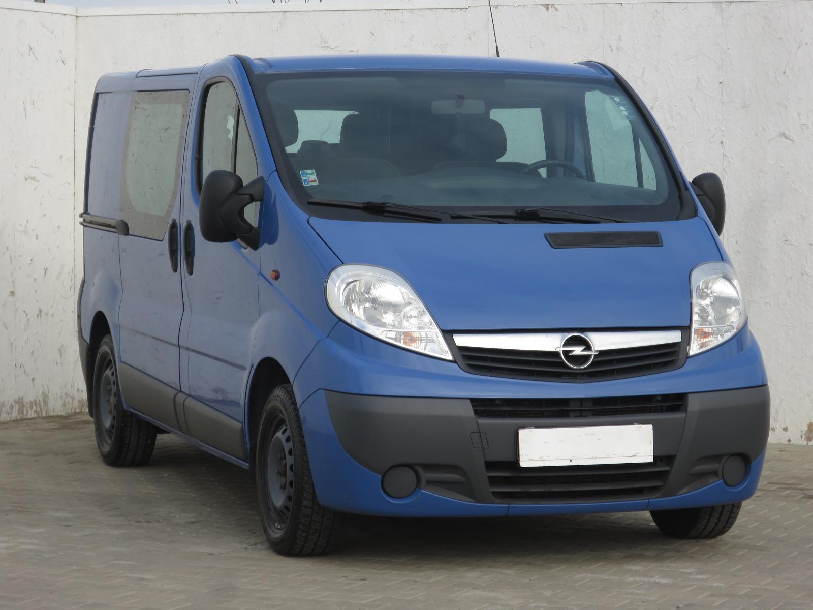 Opel Vivaro 2.0 CDTi 84kW minibus nafta
