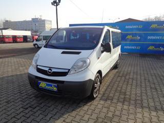 Opel Vivaro L2H1 2.0CDTI 9 MÍST BUS KLIMA užitkové