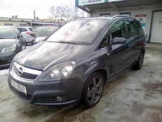 Opel Zafira 2.2i 110kW KLIMA kombi