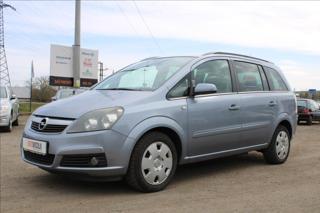Opel Zafira 1,6 i + CNG  PR. SERVIS, CNG kombi CNG + benzin