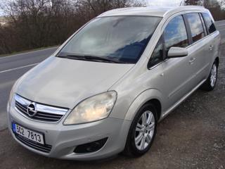 Opel Zafira 1.7 CDTi, 7 Míst kombi - 1