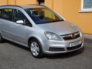 Opel Zafira B 1.9CDTi 7.míst, kombi
