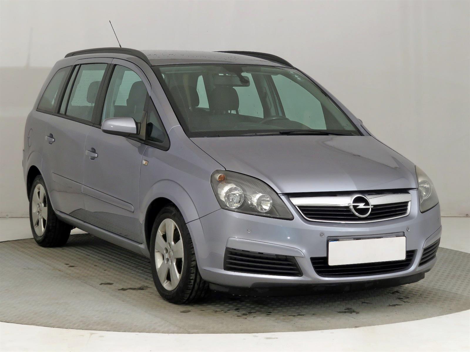 Opel Zafira 1.9 CDTI 110kW MPV nafta