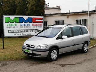 Opel Zafira 1.8i-7 MÍST,DIGI KLIMA, MPV