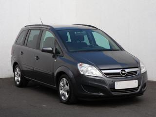 Opel Zafira 1.6T MPV CNG + benzin
