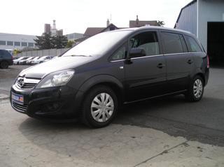 Opel Zafira 1.8 16V 103 KW 7 míst MPV