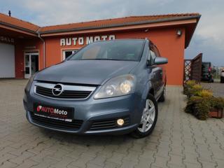 Opel Zafira 1.8 16V Digiklima LPG MPV
