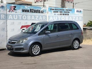 Opel Zafira 1.9CDTi 88kW+7.MÍST MPV