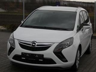 Opel Zafira 1.4 T + LPG, 7 míst ZÁRUKA 36M MPV LPG