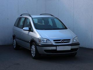 Opel Zafira 1.8 16V, Serv.kniha MPV benzin