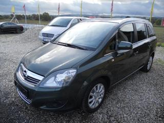 Opel Zafira 1.8 16V 103 kw MPV