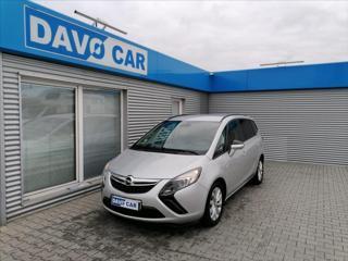 Opel Zafira 1,6 CDTi 100 kW Servisní kniha MPV nafta