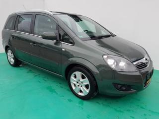 Opel Zafira 1,6i 85kW 7 MÍST KLIMA MPV
