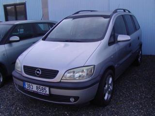 Opel Zafira 1.8i,COMFORT,AUTOMAT,108TIS KM MPV benzin