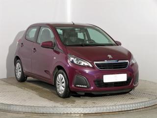 Peugeot 108 1.0 VTi 51kW hatchback benzin