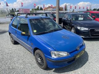 Peugeot 106 1.5 d hatchback nafta
