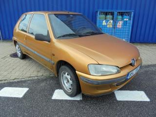Peugeot 106 1,2i EKO zaplacen hatchback