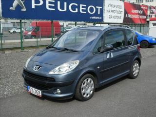 Peugeot 1007 1.4 HDi MPV nafta