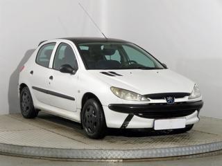 Peugeot 206 1.9 D 51kW hatchback nafta