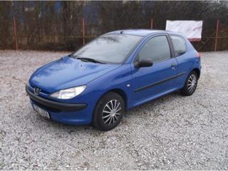 Peugeot 206 1.1 hatchback benzin