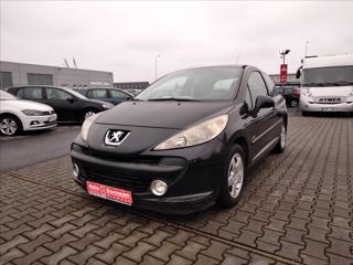 Peugeot 207 1,4 *LPG *KLIMATIZACE * hatchback benzin
