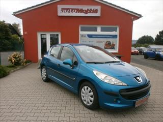 Peugeot 207 1,4 HDi NOVÉ v ČR KLIMA NOVÁ STK PĚKNÉ hatchback nafta