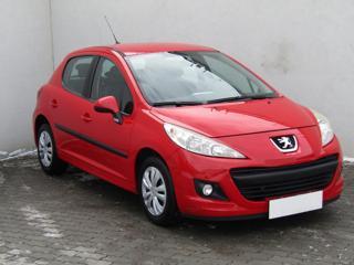 Peugeot 207 1.4VTi, ČR hatchback benzin