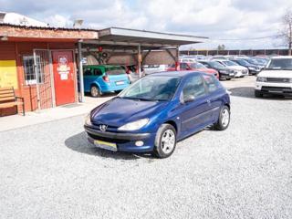 Peugeot 206 1.4 i hatchback benzin