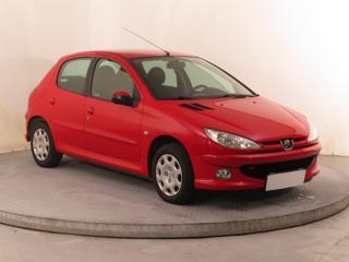 Peugeot 206 1.4 55kW hatchback benzin