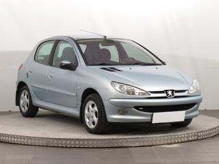 Peugeot 206 1.4 i 55kW hatchback benzin