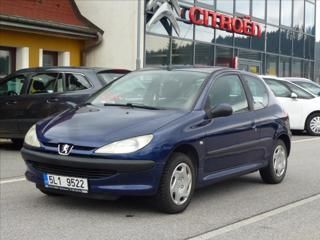Peugeot 206 1,1 hatchback benzin