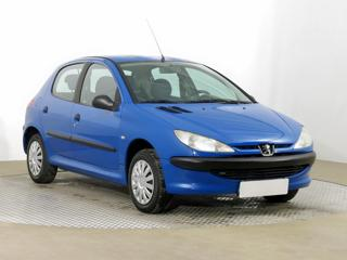 Peugeot 206 1.1 i 44kW hatchback benzin