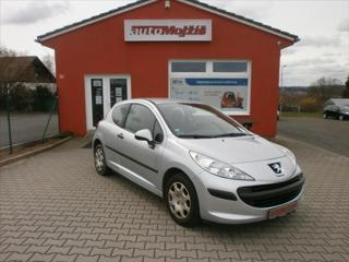 Peugeot 207 1,4 i 134320 km hatchback benzin