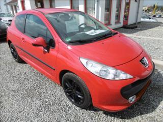 Peugeot 207 1,4 i , 54kW, klima, serviska, hatchback benzin